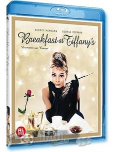 Breakfast at Tiffany's - Audrey Hepburn - Blu-Ray (1961)