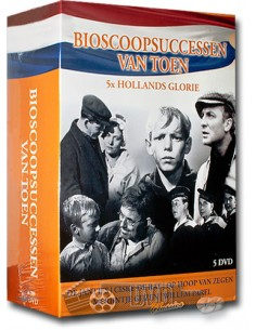 Bioscoopsuccessen van vroeger - DVD (2013)
