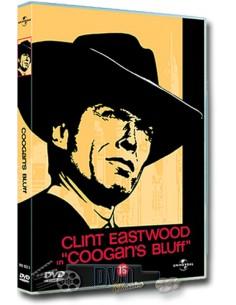 Clint Eastwood - Coogan's Bluff - Betty Field - DVD (1968)