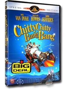 Chitty Chitty Bang Bang - Dick van Dyke (SE) - DVD (1968)