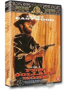 Clint Eastwood - For a Few Dollars More - Sergio Leone - DVD (1965)
