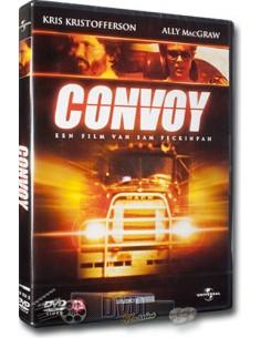 Convoy - Kris Kristofferson, Ali McGraw - DVD (1978)