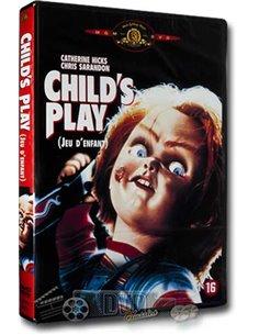 Child's Play - Catherine Hicks, Chris Sarandon - DVD (1988)