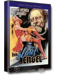 Der Blaue Engel - Marlene Dietrich - DVD (1932)