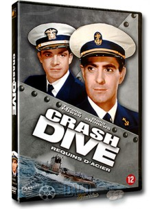 Crash Dive - Tyrone Power - Archie Mayo - DVD (1943)