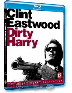 Dirty Harry - Clint Eastwood, John Vernon - Blu-Ray (1971)