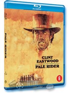 Clint Eastwood - Pale Rider - Richard Kiel - Blu-Ray (1985)