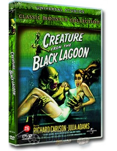 Creature from the Black Lagoon - DVD (1954)