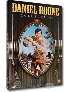Daniel Boone Collection deel 4 - Fess Parker - DVD (1965)
