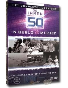 Complete Overzicht in Beeld & Muziek - De jaren 50