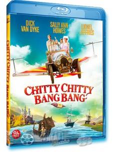 Chitty Chitty Bang Bang - Dick van Dyke - Blu-Ray (1968)
