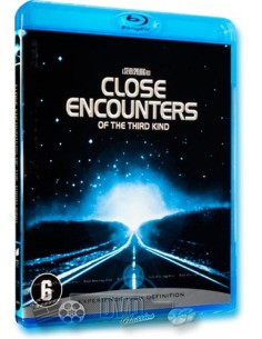 Close Encounters of The Third Kind - Richard Dreyfuss - Blu-Ray (1977)