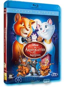 De Aristokatten - Walt Disney - Blu-Ray (1970)