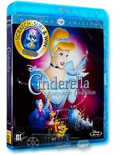 Cinderella - Walt Disney - Blu-Ray (1950)