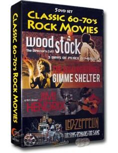 Classic 60-70's Rock Movie - DVD (2012)