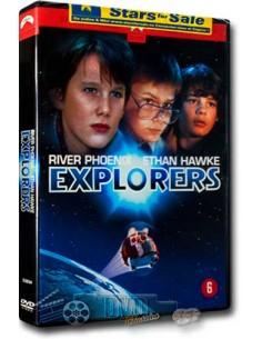 Explorers - River Phoenix - Joe Dante - DVD (1985)