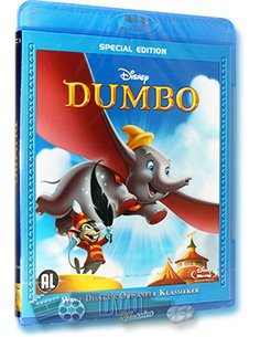 Dumbo - Walt Disney - Blu-Ray (1941)