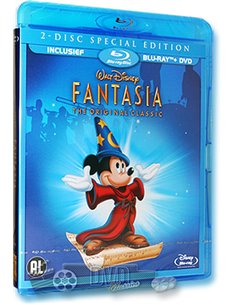 Fantasia - Walt Disney - Blu-Ray (1940)