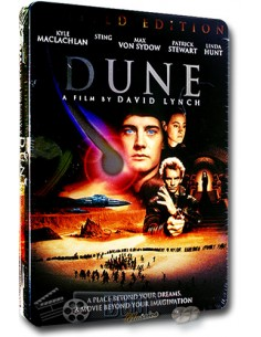 Dune - Sting, Virgina Madsen - David Lynch - DVD (1984) Steelbook