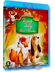 Frank en Frey - Walt Disney - Blu-Ray (1981)