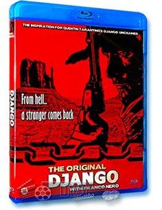 Django - Franco Nero - Sergio Corbucci - Blu-Ray (1966)