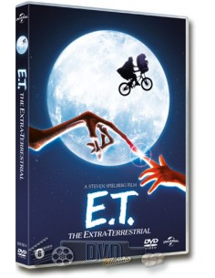 E.T. - Drew Barrymore, Henry Thomas - Steven Spielberg - DVD (1982)