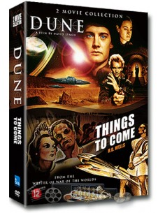 Dune / Things to Come - DVD (1984 / 1936)