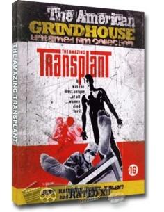 Amazing Transplant - Juan Fernandez, Linda Southern - DVD (1971)
