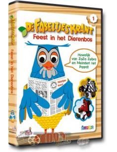 Fabeltjeskrant - Feest in het dierenbos - DVD (2011)