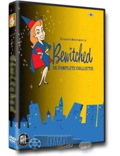 Bewitched - The Complete Collection - Elizabeth Montgomery - DVD