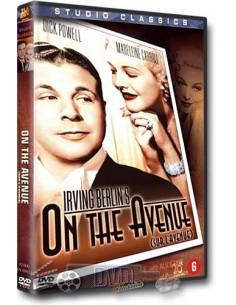 On the Avenue - Dick Powell, Madeline Carroll - DVD (1937)