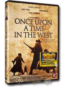 Once Upon a Time in the West - Henry Fonda - Sergio Leone - DVD (1968)
