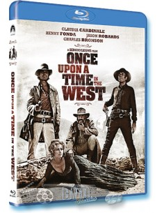 Once Upon a Time in the West - Henry Fonda - Blu-Ray (1968)
