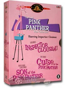 The Lost Pink Panther Filmcollection (3DVD)