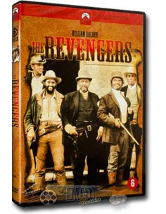 The Revengers - William Holden, Ernest Borgnine - DVD (1972)