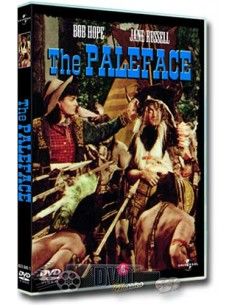 The Paleface - Bob Hope, Jane Russell, Robert Watson - DVD (1948)