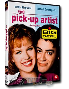 The Pick-up Artist - Robert Downey Jr., Molly Ringwald - DVD (1987)