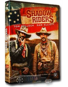 The Shadow Riders - Tom Selleck - Andrew V. McLaglen - DVD (1985)