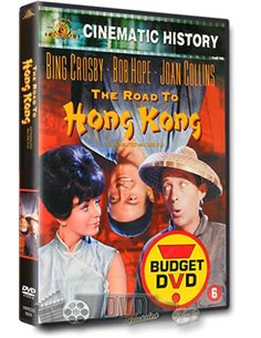 The Road to Hong Kong - Bing Crosby, Bob Hope - DVD (1962)