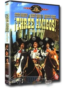 The Three Amigos - Steve Martin, Chevy Chase - DVD (1986)