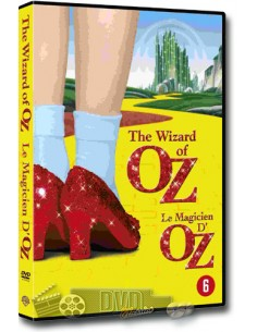 The Wizard Of Oz - Judy Garland - Victor Fleming - DVD (1939)