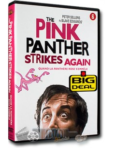The Pink Panther Strikes Again - Peter Sellers - DVD (1976)