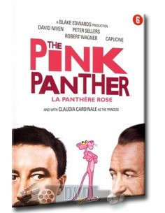 The Pink Panther - David Niven, Peter Sellers - DVD (1963)