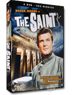 The Saint - Roger Moore - DVD (1966-1967) (4DVD)