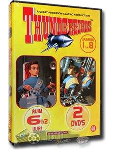 Thunderbirds 1 & 2 - Sylvia Anderson, Gerry Anderson - DVD (1965)