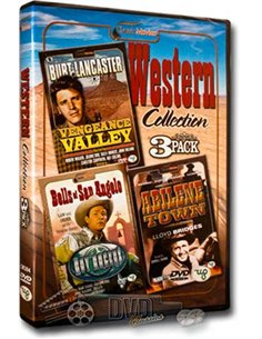 Western Collection 3pack - DVD