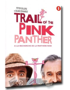 Trail of The Pink Panther - Peter Sellers, David Niven - DVD (1982)