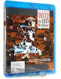 Wereld oorlog 2 in HD & kleur 1 - Blu-Ray (2009)