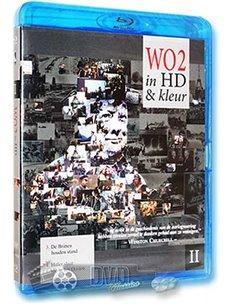 Wereld oorlog 2 in HD & kleur 2 - Blu-Ray (2009)