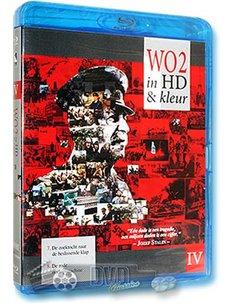 Wereld oorlog 2 in HD & kleur 4 - Blu-Ray (2009)